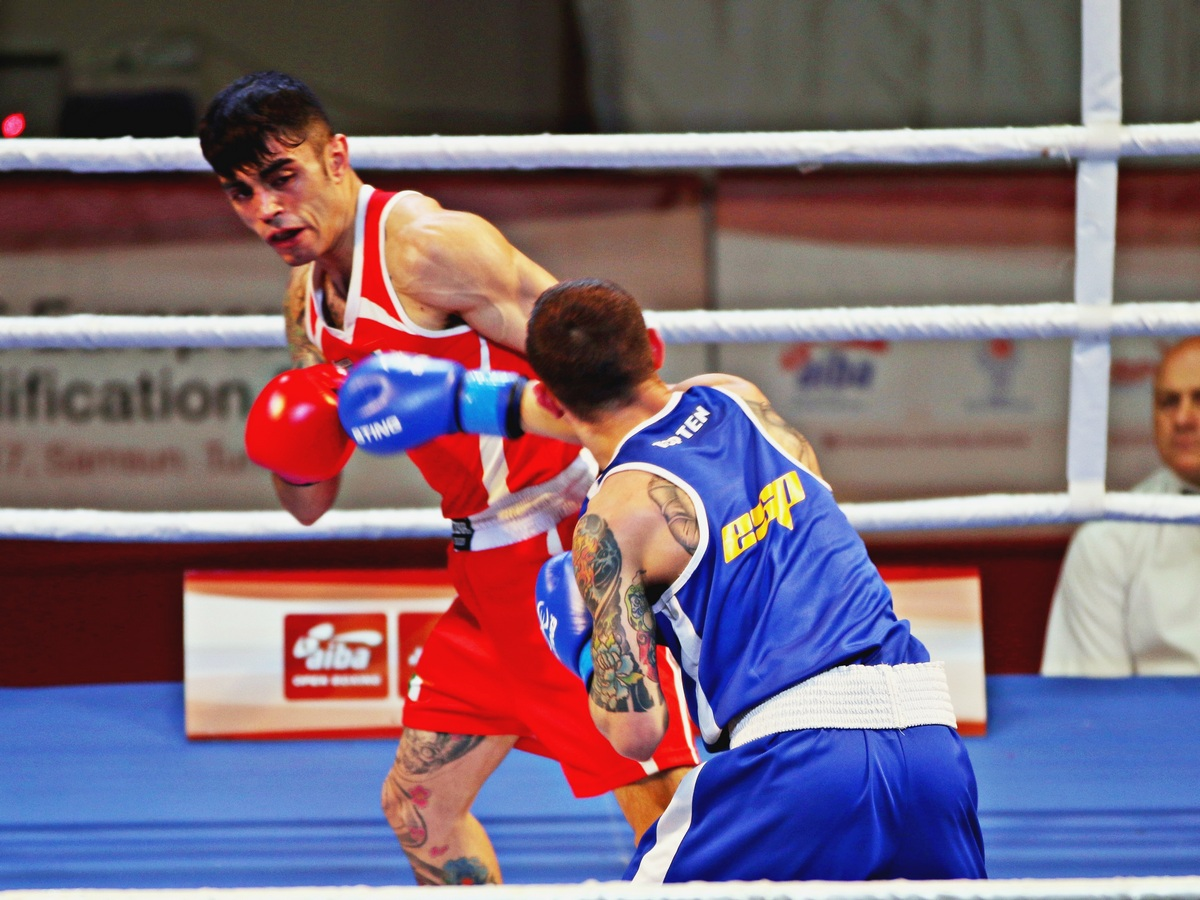 Manuel Cappai (52 kg) sconfitto in semifinale: è bronzo