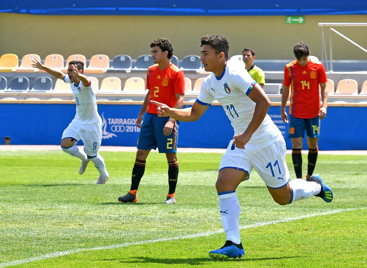 Azzurrini d'argento, matati dalla Spagna: 3-2 nel recupero
