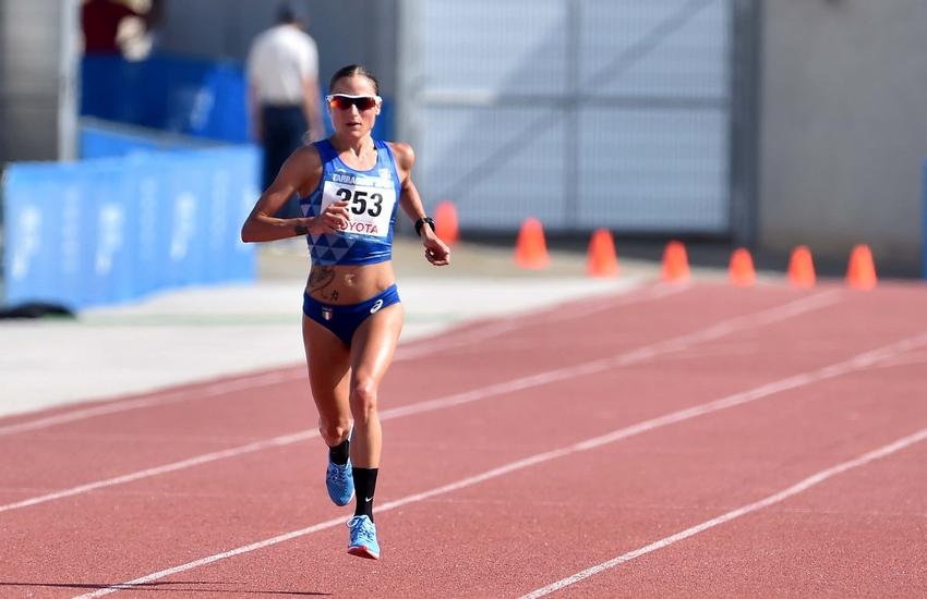 Mezza maratona tricolore: Sara Dossena oro, Eyob Faniel d'argento