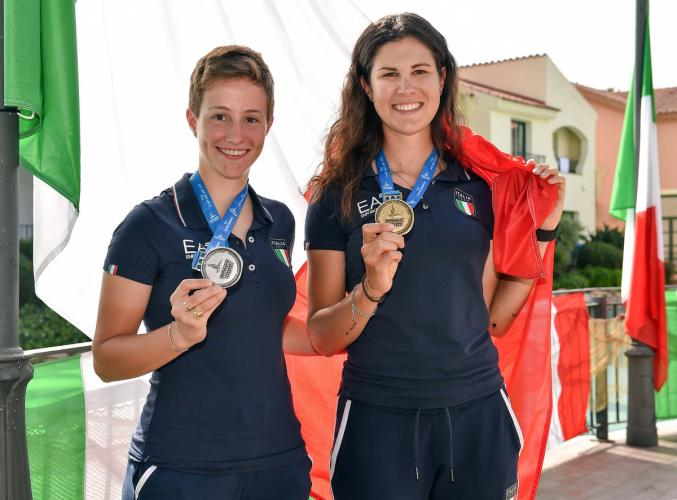 Ciclismo e Ginnastica, le ragazze d'oro della penultima giornata di gare
