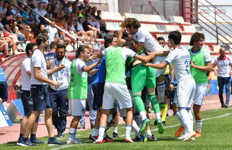 Italia-Spagna, finale spettacolo nel calcio