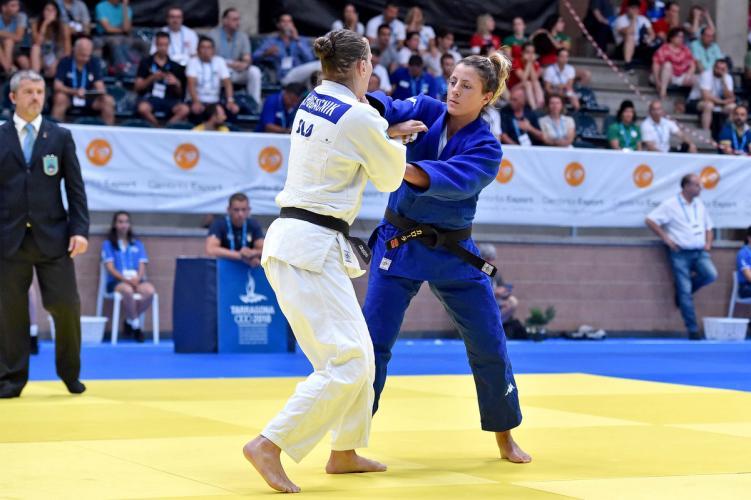 Judo azzurro protagonista a Tarragona