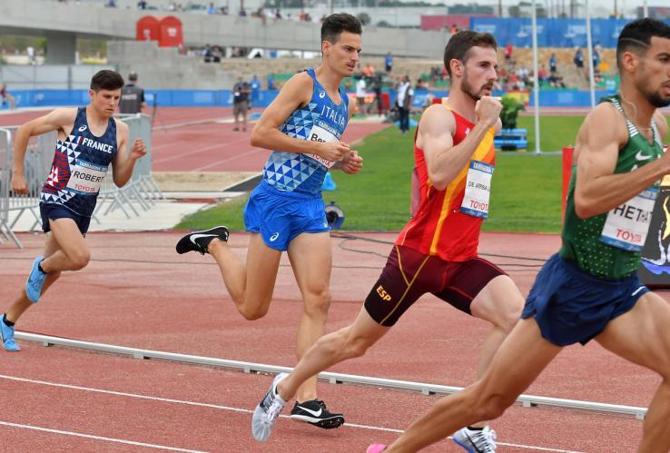 L'atletica azzurra alla conquista di Tarragona
