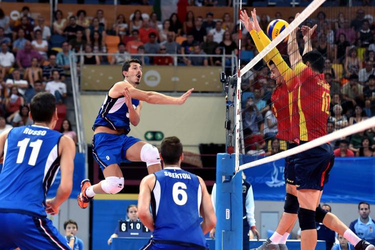 L'Italvolley mata la Spagna: è l'oro che chiude i Giochi