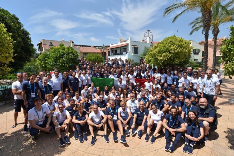 Squadra italiana con tanti protagonisti a Tarragona
