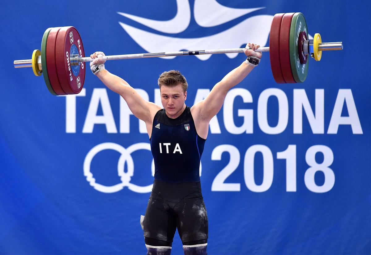 Pesi d'oro: Ficco (85 kg) trionfa nello strappo. Doppio argento Bordignon e bronzo Gianelli nei 69 kg femminili