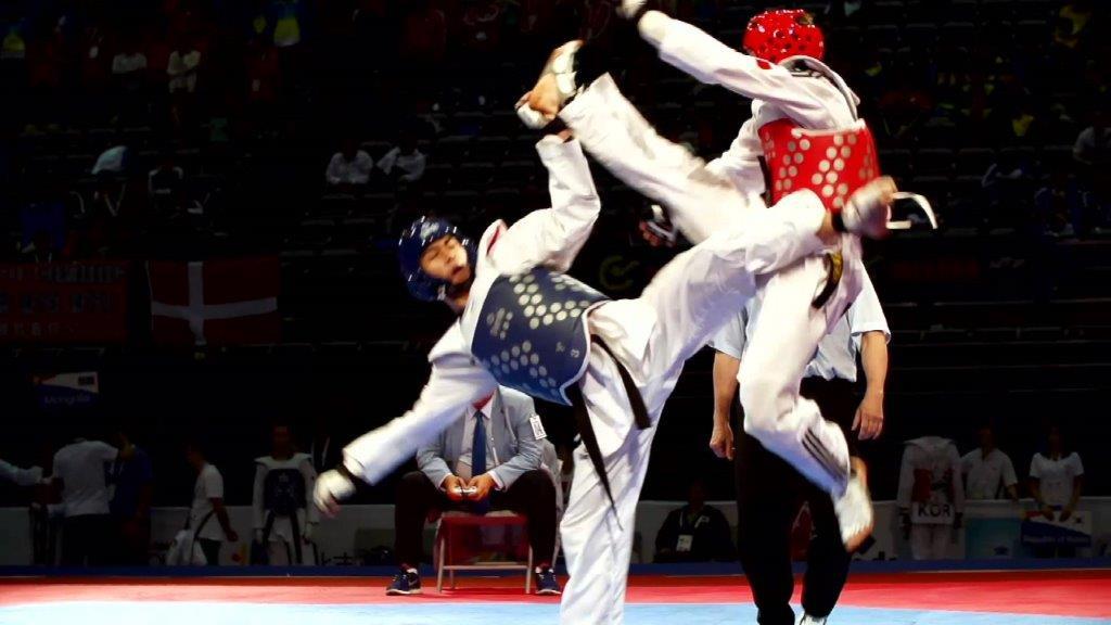Prima medaglia dal taekwondo, Spinosa di bronzo nei -68 kg